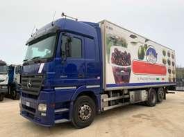 camion refrigerato Mercedes Benz Actros 2541 2006
