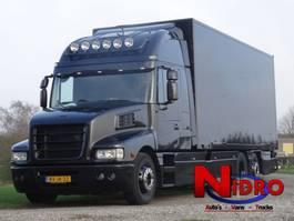 closed box truck > 7.5 t Iveco STRATOR TORPEDO 420 PK EURO 5 SHOWTRUCK 2008