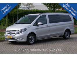 minidodávka – mikrobus Mercedes Benz Vito 116 CDi XL 9 Persoons Navi Airco Cruise PDC Trekhaak Automaat!! NR... 2018