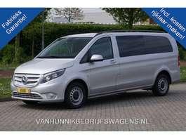minivan - passenger coach car Mercedes Benz Vito 116 CDi XL 9 Persoons Navi Airco Cruise PDC Trekhaak Automaat!! NR... 2018