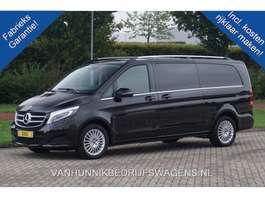 minivan - passenger coach car Mercedes Benz V-klasse V250d XL AUT Avantgarde 6/7/8 Persoons Navi, Leder, Led, Trekha... 2018