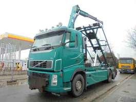 camion conteneur Volvo FH 400 6X2 2007