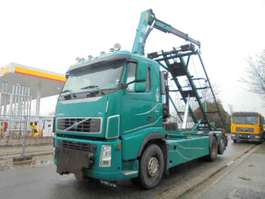 camion portacontainer Volvo FH 400 6X2 2007