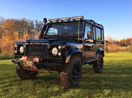 terénní – 4 x 4 osobní automobil Land Rover Prachtige Defender 90 TD5 NIEUWSTAAT!! 72000 km 2006
