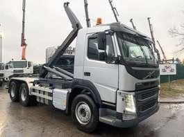 camion conteneur Volvo FM 420 - EURO 6 - 6x4 - AJK 20 Tons - SHORT WHEELBASE / KORTE WIELBASIS ... 2014