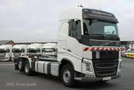 roro tractor unit Volvo FH 460 6X2 Lenkachse Meiller RK 20.70 I-ParkCool 2015