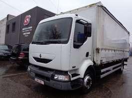 грузовик с наклонной платформой Renault Midlum 180 2004