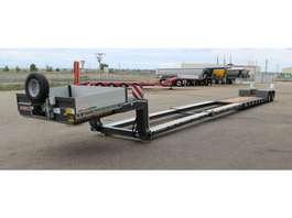 semi-remorque surbaissée Rojo Trailer Extra-low bed loader 2 axles. Pendular GRS2 (2X) 2020