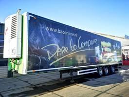 refrigerated semi trailer HRD HRD FPLB3Z | FRIGO | Bloemen - Flower Transport | APK 2009