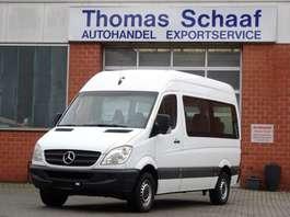 minivan - passenger coach car Mercedes Benz Sprinter 311 Cdi 9 Sitze Automatik Klima Euro 4 2011