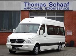 Minivan - Personenwagen Mercedes Benz Sprinter 311 Cdi Maxi 9 Sitze Dachklima Tempomat Euro 4 2007