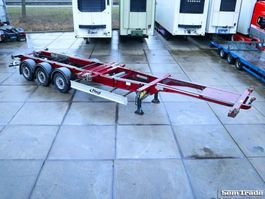 container chassis semi trailer Fliegl SDS 420 20-30-40-45ft HC 2012