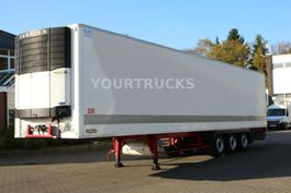 refrigerated semi trailer Chereau Carrier Vector 1850Mt/Strom/Bi-Temp/SAF/FRC 2020 2008
