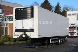 refrigerated semi trailer Lamberet SR2 /Carrier Maxima 1300/ 2,65 Hoch/ BPW 2007