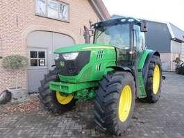 farm tractor John Deere 6150R 2013