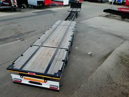 flatbed semi trailer SDC *Al vanaf €540,- per maand 2020