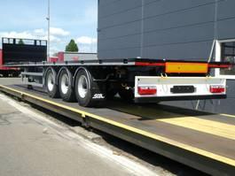 flatbed semi trailer SDC Nieuw | Voorraad 2020