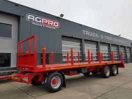 drop side full trailer agpro 3 as bladgeveerd 2019