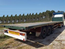 flatbed semi trailer Trailor Flat Bed Trailer