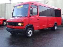 autobús taxi Mercedes Benz 711D  Passenger Bus 23 Seats Good Condition 1996