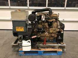 generator John Deere 4045 Leroy Somer 50 kVA generatorset 2006