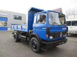 autocarro militare Renault S170 Kipper  Full Steel 1987