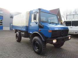 camion militaire Unimog 1300L 4x4 T2  huif  Ex-Army 1985