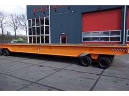 flatbed full trailer Mafi 1190 2/2 2000