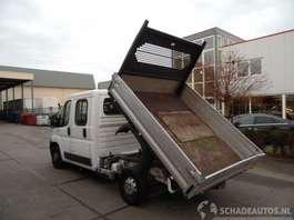 samochód dostawczy zamknięty Citroen jumper 2012