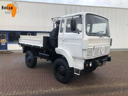 army truck Renault TRM 2000 4X4 1985