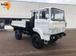 camião militar Renault TRM 2000 4X4 1985