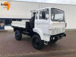 camion militaire Renault TRM 2000 4X4 1985