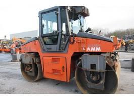 road compactor Hamm DV08V Super 2002