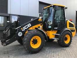 wheel loader JCB 409 Tier4F (Unused) 2020