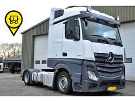 cab over engine Mercedes Benz Actros 1942 low deck 4x2 Full Air Suspension 2015