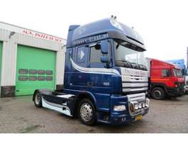 cab over engine DAF FT XF105. 460 Original Holland truck. APK tot 07/2020 2010