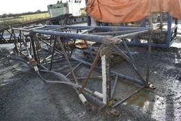 paving machine Liebherr Liebherr 6m Ausleger BOOM HS 842 HD Seilbagger 1995