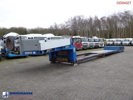 Tieflader Auflieger Doll 3-axle lowbed trailer T3H-S3F/25 / 65 t / 3 steering axles 2009