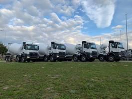 Betonmischer-LKW Mercedes-Benz Arocs 4142-B - 8x4 2019