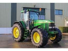 farm tractor John Deere 7710 PS 1998