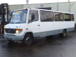 minibus Mercedes Benz 814D Vario Passenger Bus 30 Seats Good Condition 2001