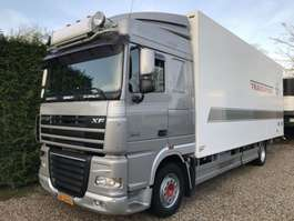 camion refrigerato DAF FA XF 105 Manaul. met of zonder ahw 2009