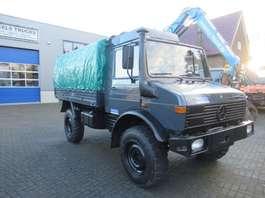 camion militaire Unimog 1300L 4x4 T2 ex-Army 1986