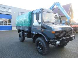 Militär-LKW Unimog 1300L 4x4 T2 ex-Army 1986