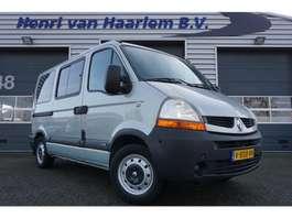 minivan - passenger coach car Renault Master T28 2.5 dCi L1 H1 | Rolstoelbus | Ricon Elektrische rolstoellift|... 2011