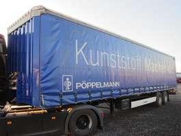 прицеп с наклонной платформой Krone SZP 18 2-Achs Schiebeplaner TÜV neu!!! 2007