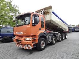 tipper truck > 7.5 t Renault KERAX 520 10X4 2011