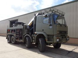 tow-recovery truck Iveco Eurotrakker 410E42 8x8 Recovery 2001
