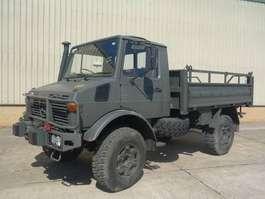 army truck Mercedes Benz Unimog U1300L