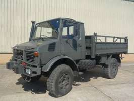 военный грузовик Mercedes Benz Unimog U1300L